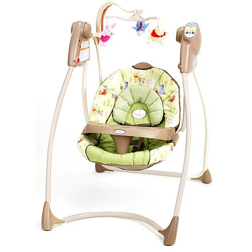 cheap baby swing that plugs in 1