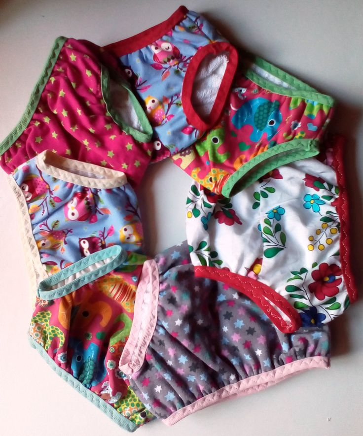 Lányka úszópelusok Girl's swimming diapers