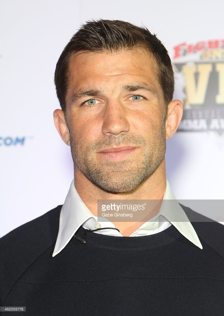 Mixed martial artist Luke Rockhold arrives at the seventh annual Fighters Only World Mixed Martial Arts Awards at The Palazzo Las Vegas on January 30, 2015 in Las Vegas, Nevada.