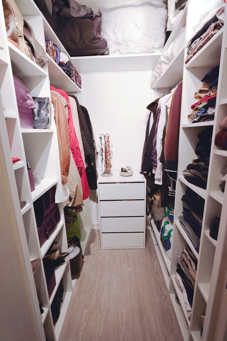 1000 id es sur le th me am nagement de petit appartement sur pinterest am n - Dressing idee amenagement ...