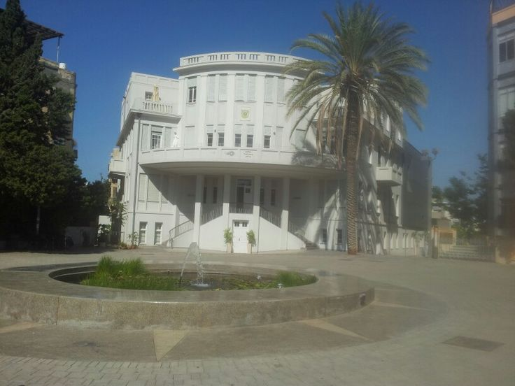 Beit Ha'ir Tel Aviv Bialik 1
