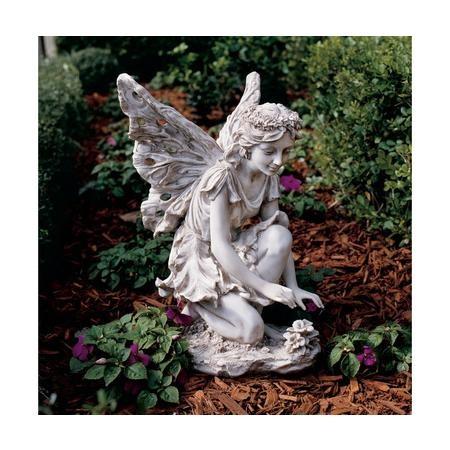 Design Toscano Fiona The Flower Fairy Statue