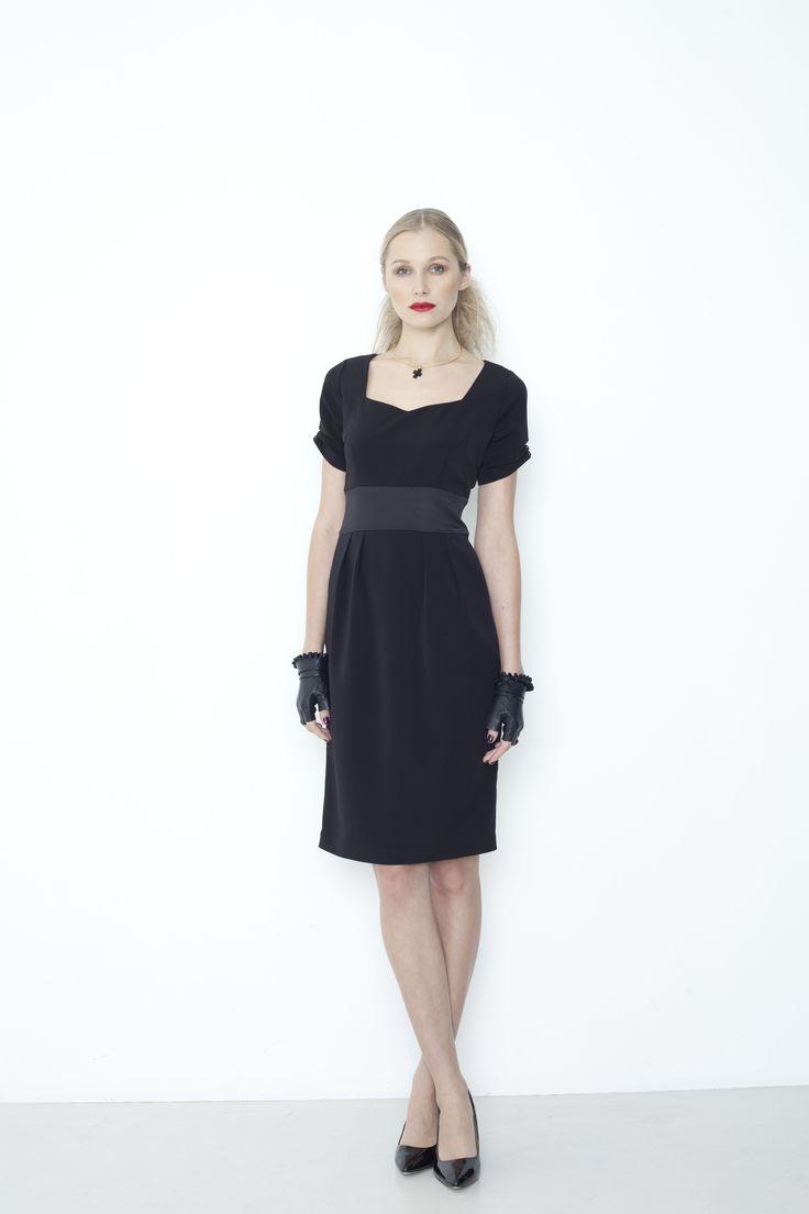 Location Dress - black