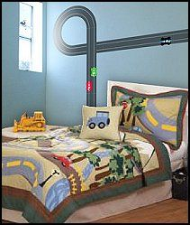 Diy Train Bedroom For Kids