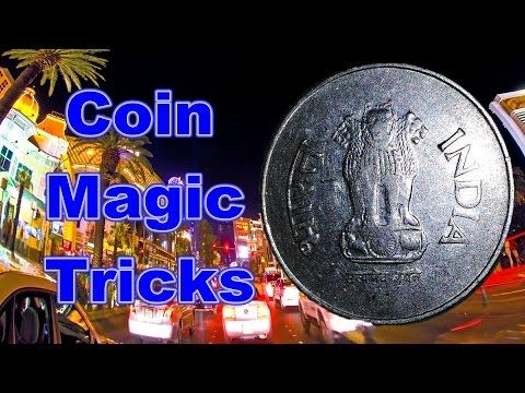 Magic Tricks with Coins - Cool & Easy Coin Magic Tricks! REVEALED - YouTube
