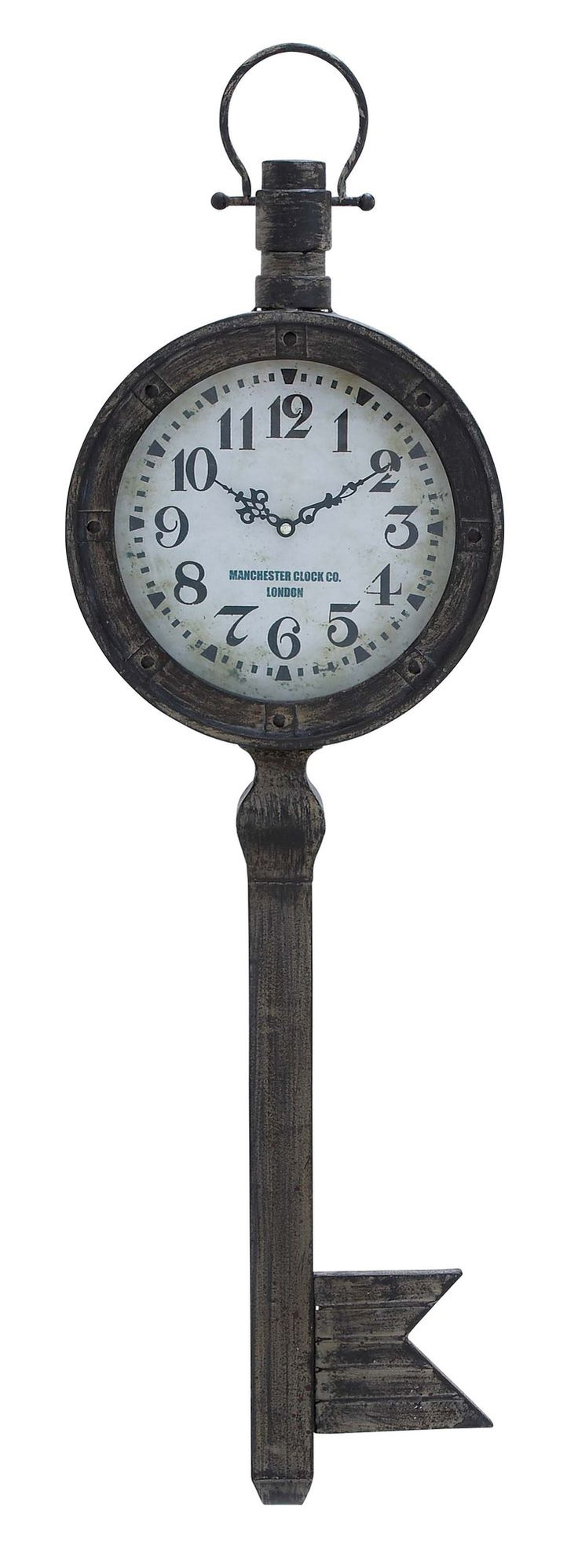 Leicester Wall Clock