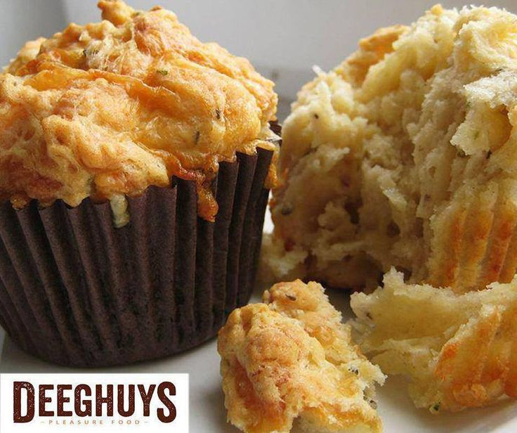 For delicious and fresh #savoury muffin batters, visit #DeeghuysGeorge at the #GardenRouteMall. #PleasureFood