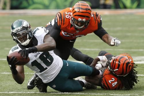 The Philadelphia Eagles released wide receiver Dorial Green-Beckham on Friday after signing rookie quarterback Dane Evans to a three-year…
