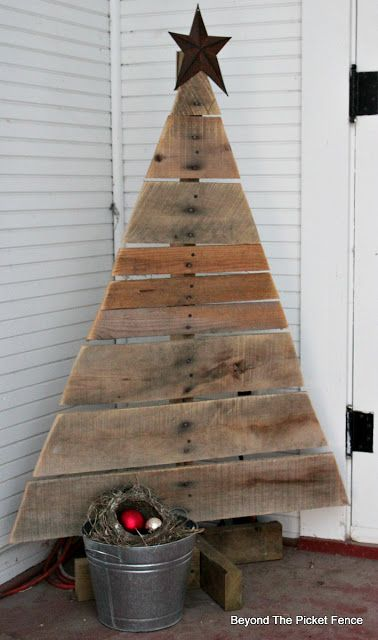 Pallet Tree, https://goo.gl/xpejCP