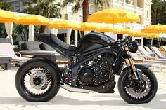 Triumph Speed Triple Cafe Racer by Speed Classic Racer #motorcycles #caferacer #motos | caferacerpasion.com