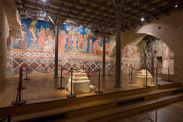 Crypte de la Cathédrale ND de l'Assomption RR p.269 - 10/59 TA