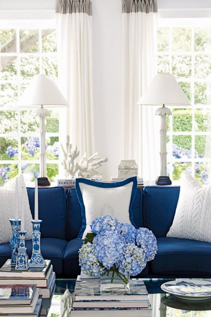 5 Reasons Why You Should Be Using Blue In Your Home Blue
