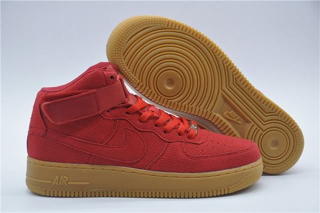 air force 1 rouge homme