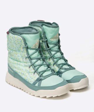 Ghete Adidas dama iarna Climacool verde menta