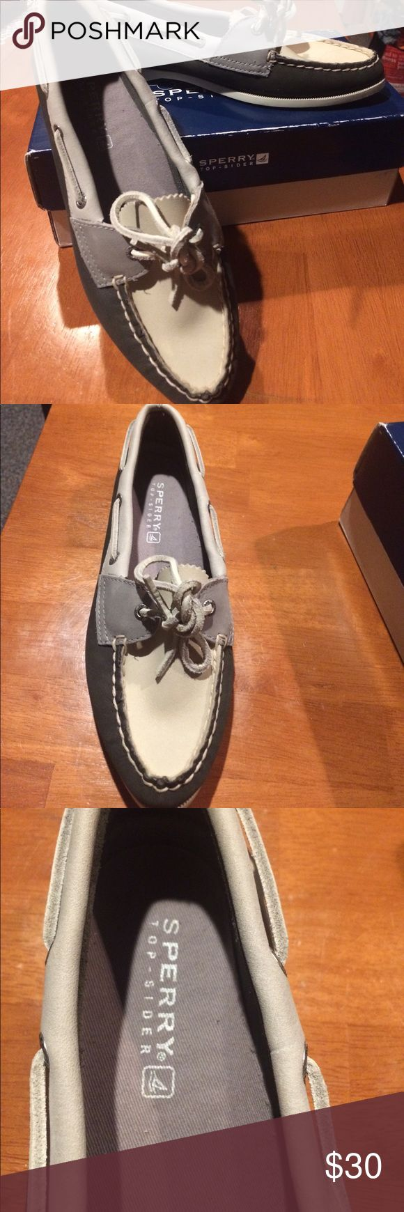 Sperry Top Sider Women's Boat Shoes Brand New in Box! Never worn! Women's Size 6 Sperry Top Siders Sperry Top-Sider Shoes Flats & Loafers