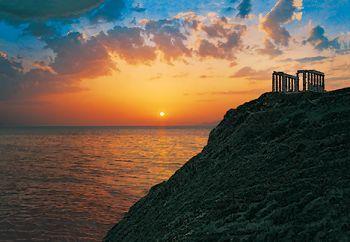 Temple Of Poseidon at Sounion