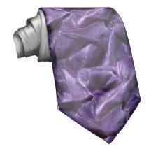 Lila Krawatte