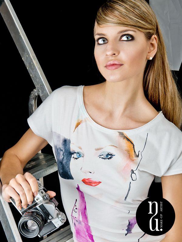 Make-Up Artist & Hairstylist / Nat Unique nat.unique@email.cz