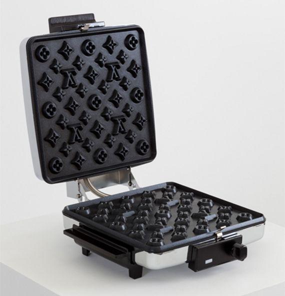 Expensive Eats: Louis Vuitton Waffle Maker