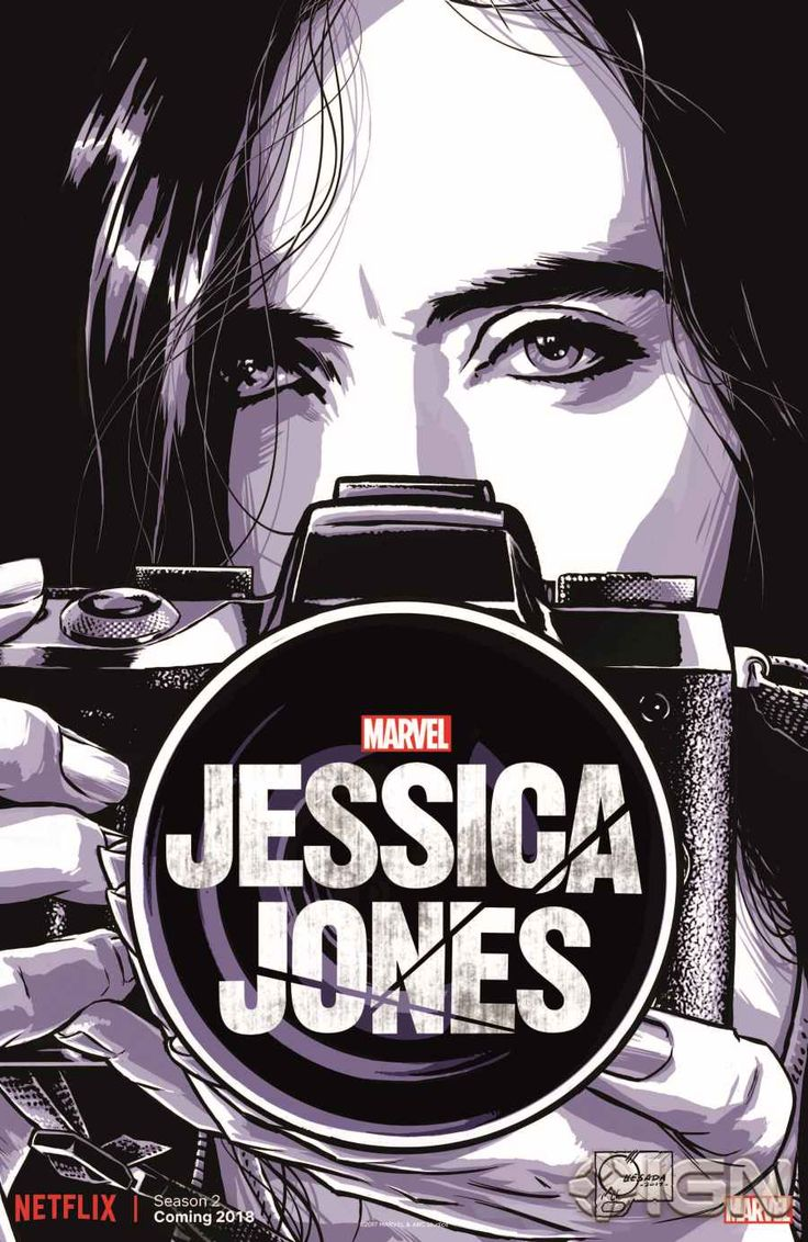 Jessica Jones continua investigações em pôster da segunda temporada; confira | Notícia | Omelete