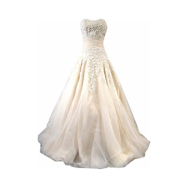 Bridal Dresses UK ❤ liked on Polyvore featuring dresses, wedding dresses, gowns, wedding and vestidos