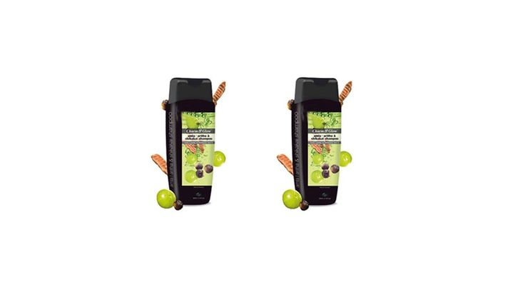 Pack of 2 - Banlabs Charm and Glow Amla Aritha and Shikakai Shampoo - 350ml >>> Click image to read more details. #hairstylist