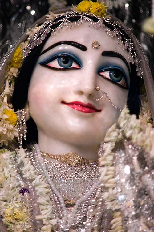 Today is Lalita Sasti, the appearence day of Srimati Lalita Sakhi. Of the eight sakhis, Lalita-devi is the foremost. She is a very dear friend of Radha-Krsna.