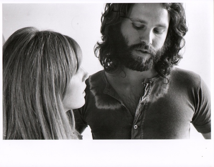 how did jim morrison and pamela courson meet the millers