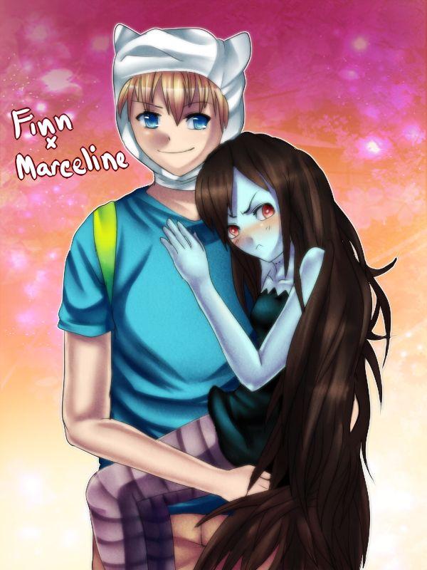 Finn x Marceline