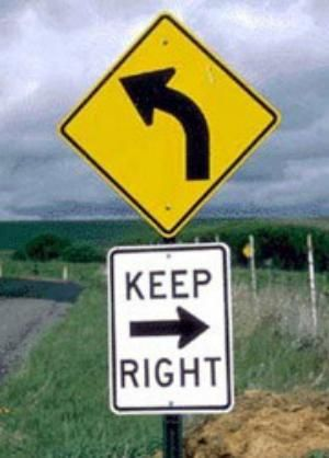 Keep Right!: Funny Signs, Funny Stuff, Humor, Funnies