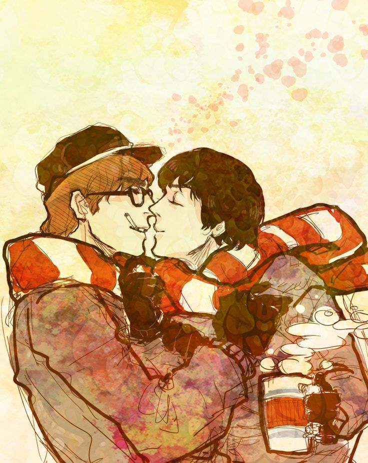 I Find This Really Cute Because As Hard Try Not To Ship John Lennon And Paul McCartney Cant Help But That They Would Have Been A