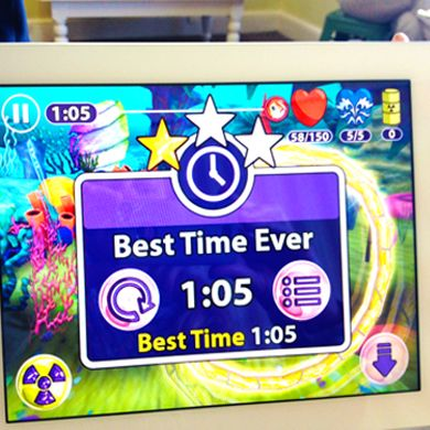 My BEST TIME, from a 7yr old fan- Ella. www.playwinxclub.com Winx Sirenix Power