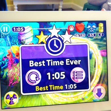 My BEST TIME, from a 7yr old fan- Ella. www.playwinxclub.com Winx Sirenix Power