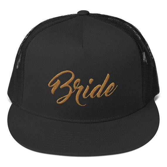 Casquette Bride Bride Tribe Bachelorette Hats Snapback
