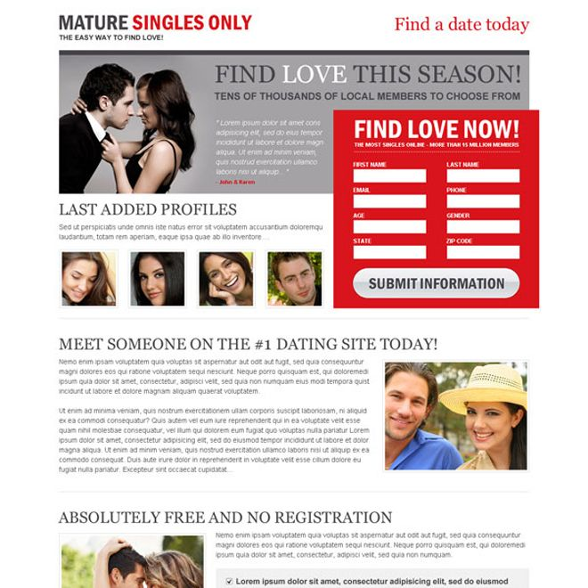 Buy dating profiles