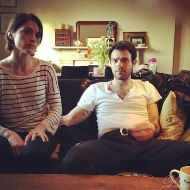 Image result for charlie cox girlfriend