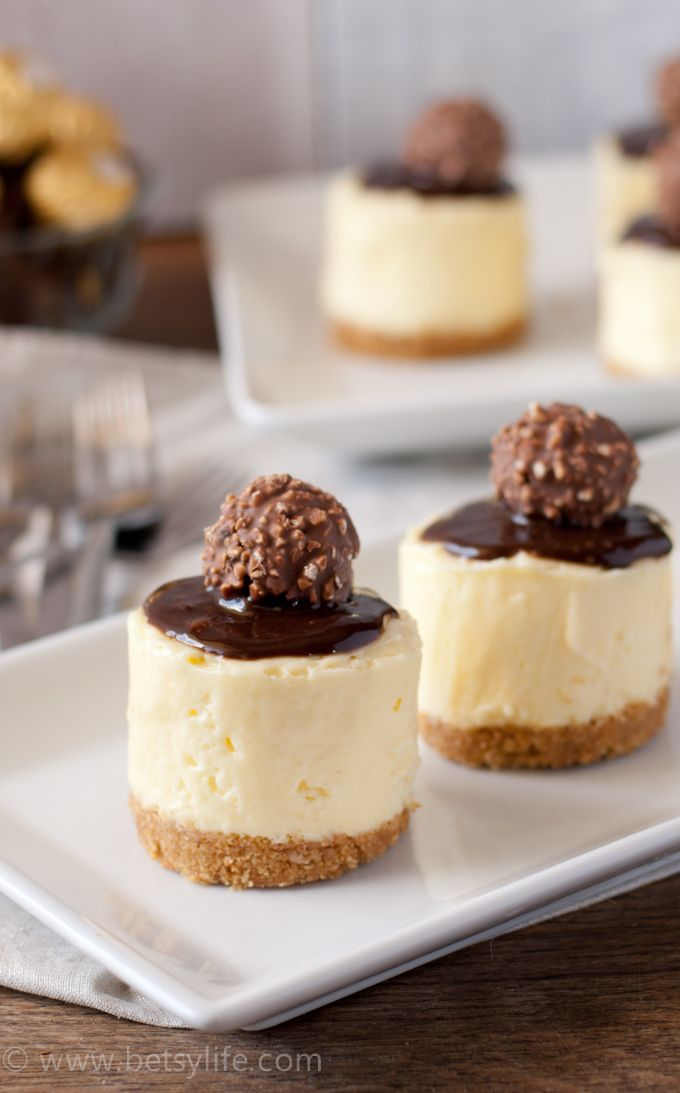 Individual No Bake Cheesecakes                                                                                                                                                                                 More