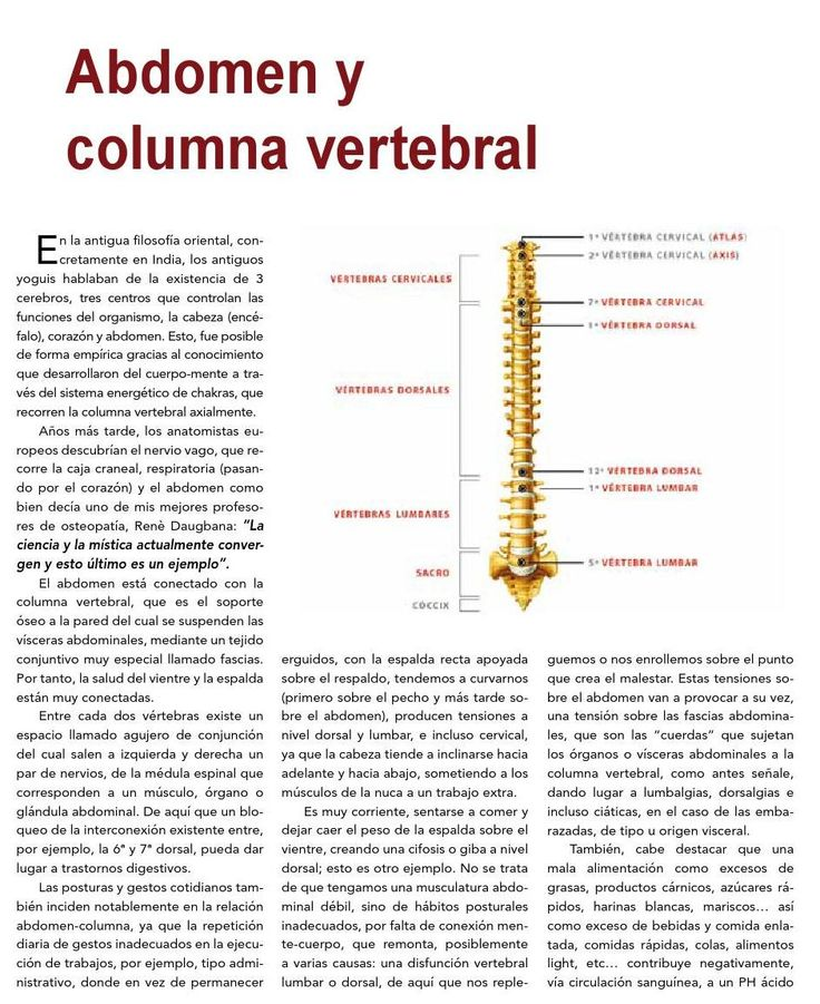 #ClippedOnIssuu desde Revista Espacio Humano Abril nº 195