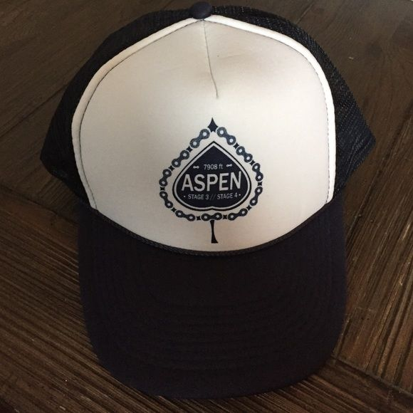 Aspen hat! Hat from the 2015 USA pro cycling challenge - Aspen, CO Accessories Hats
