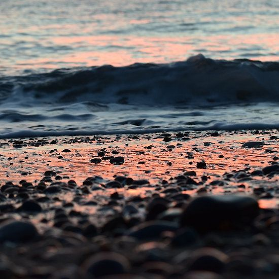 pebble beach sunrise