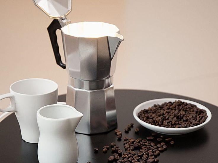 ber ideen zu espressokanne auf pinterest k che esszimmer m hle und servierwagen. Black Bedroom Furniture Sets. Home Design Ideas