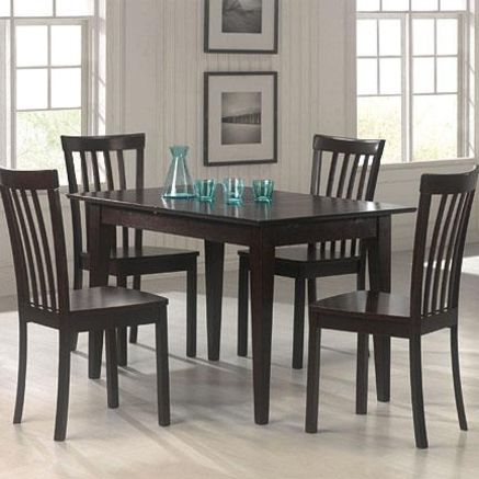 'Jarvis' 5-Piece Dining Suite #FindWhatYouLove