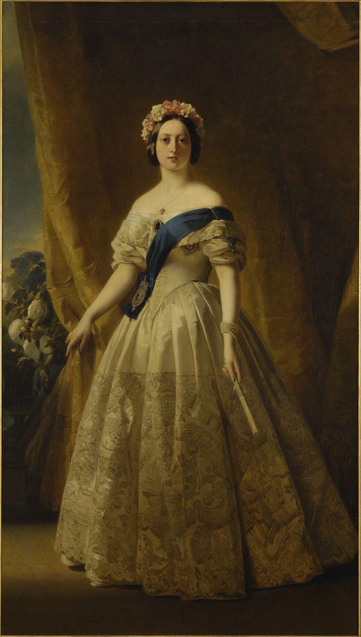 Franz Xaver Winterhalter - La reine Victoria