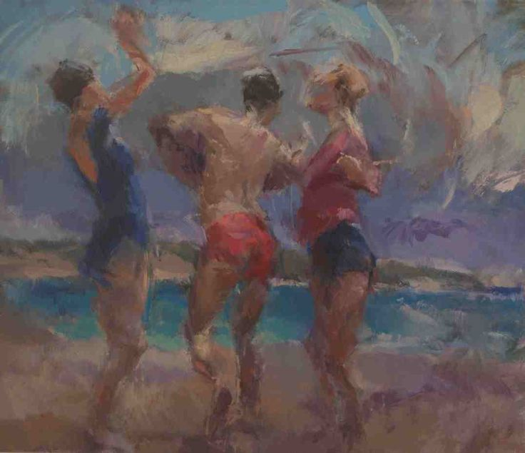 """""""My ambition is to paint work that matters."""" - Bob Booth"""