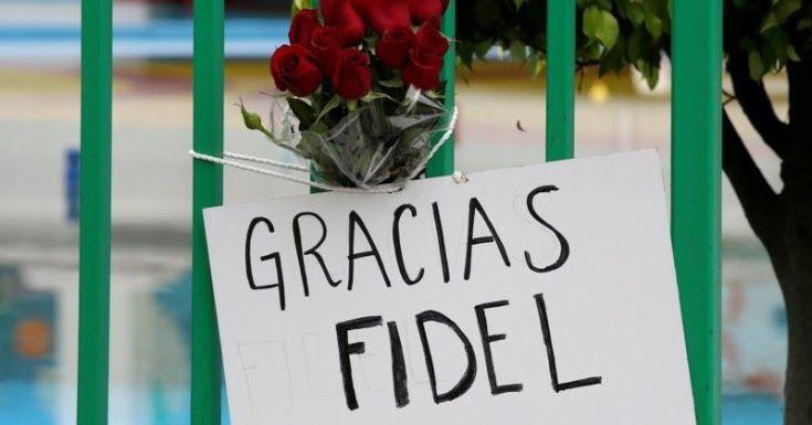 Η Λατινική Αμερική αποχαιρετά τον Φιντέλ Κάστρο