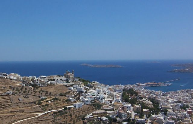 Syros, Greece. http://trekdigest.blogspot.ca/2009/11/syros-greece-glimpse-of-greek-life.html