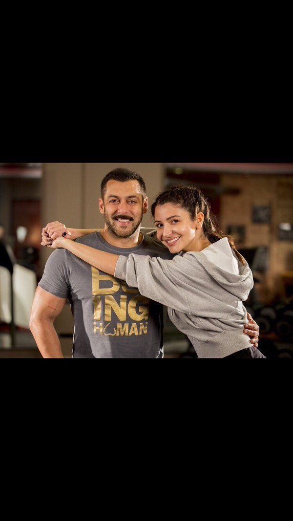 "Oh fresh! Anushka Sharma will star opposite Salman Khan in ""Sultan"""