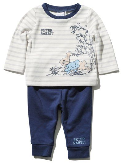 b1ca9a24a Peter Rabbit Top And Joggers Set | Baby Outfit Sets | M&Co | All ...