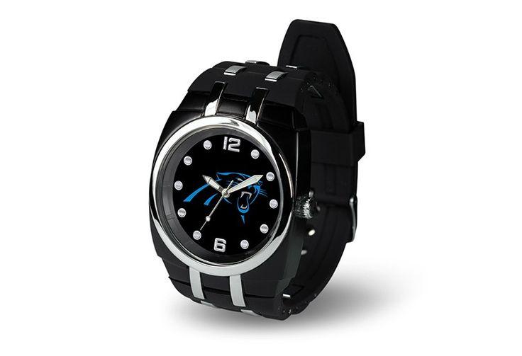 Carolina Panthers Crusher Sports Wrist Watch Chargers