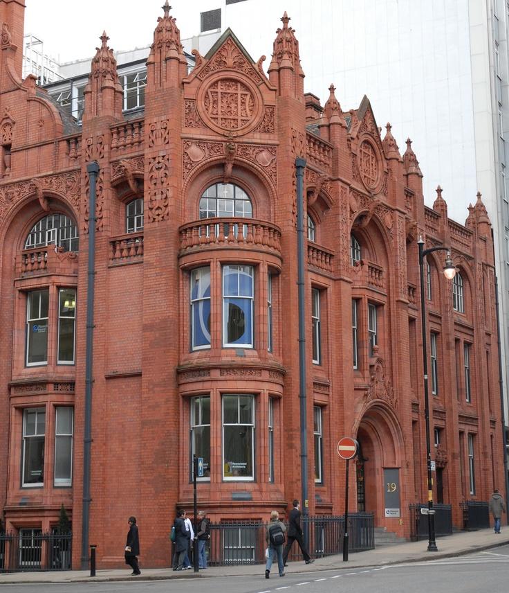 Birmingham Terracotta - Birmingham england, Birmingham, Types of architecture